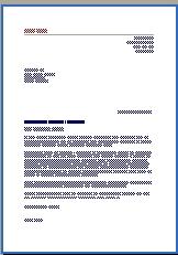 Bewerbungsschreiben Verwaltungsfachangestellte