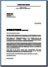 Verkäufer / Verkäuferinnen im Einzelhandel Bewerbungsbrief